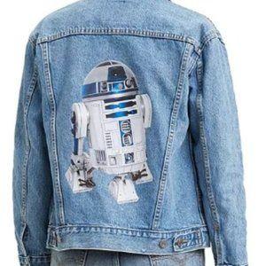 Levi's Star Wars Ex-Boyfriend Trucker Jacket